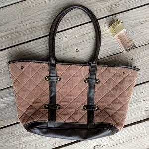 Women's Rosetti bag purse tote convertible soft